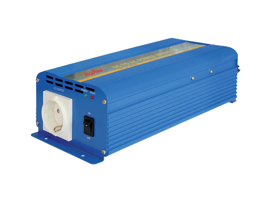 Inverter Sinusoidale Pura 1000W Input 10-15Vcc Output 220Vac Ap12-1000Ns_Cod. 912312_AlcaPower