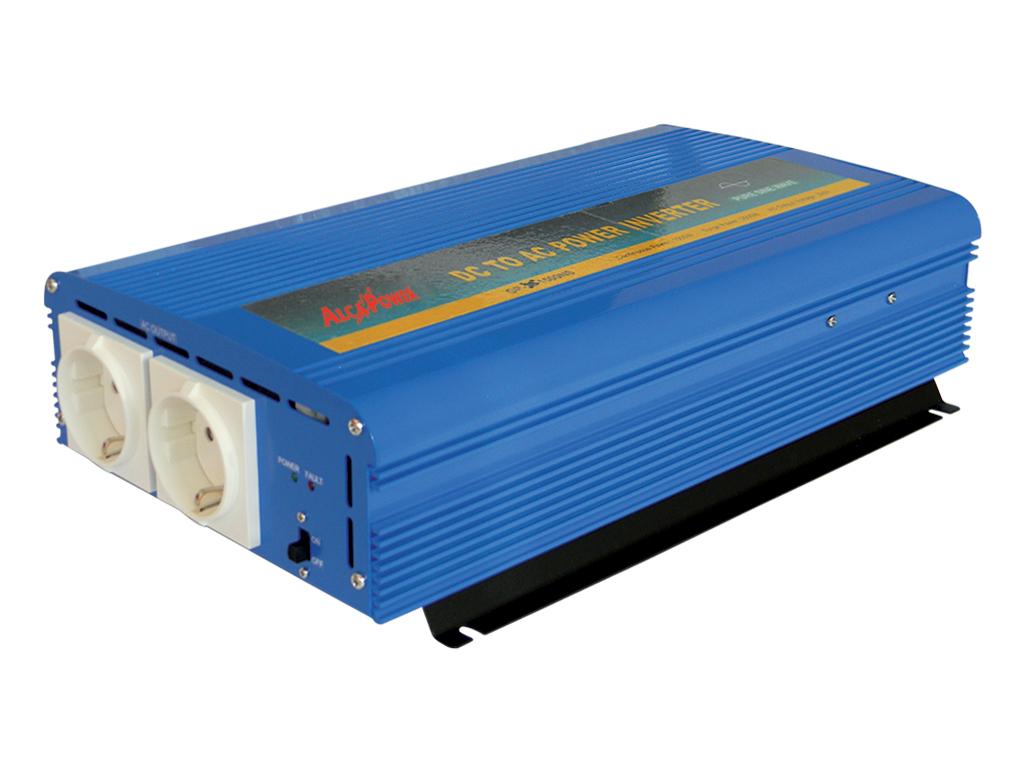 Inverter Sinusoidale Pura 1500W Input 20-30Vcc Output 220Vac Ap24-1500Ns_Cod. 924313_AlcaPower