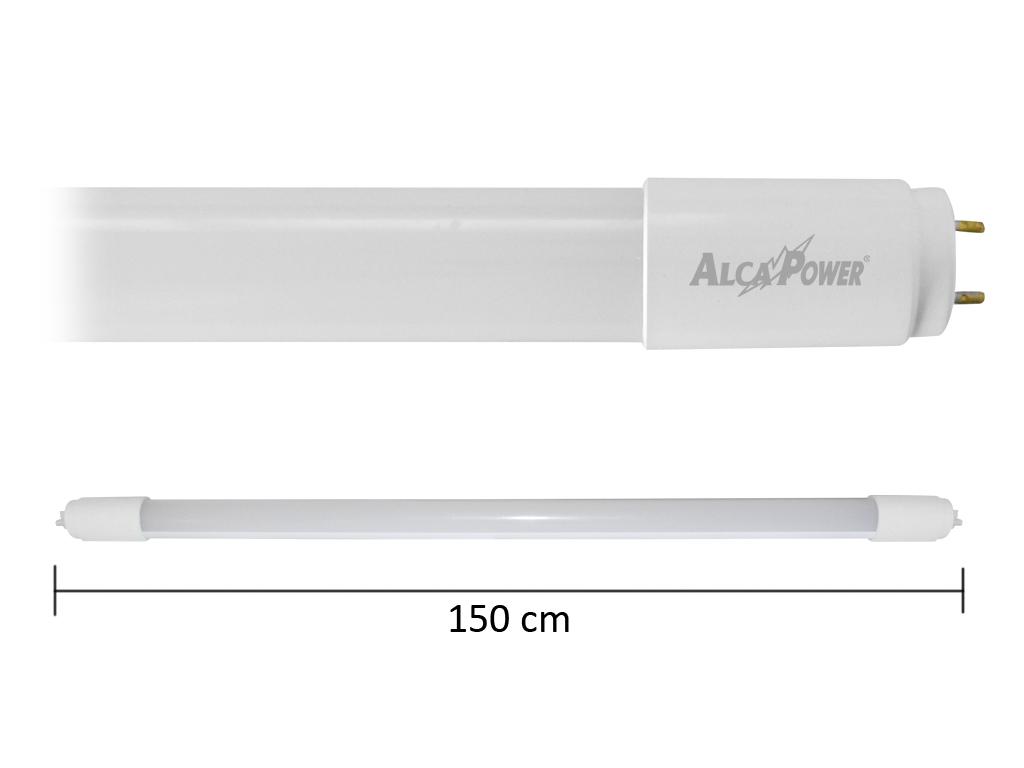 Tubo Led T8 150cm 25W Luce Naturale Mod. APT8150N