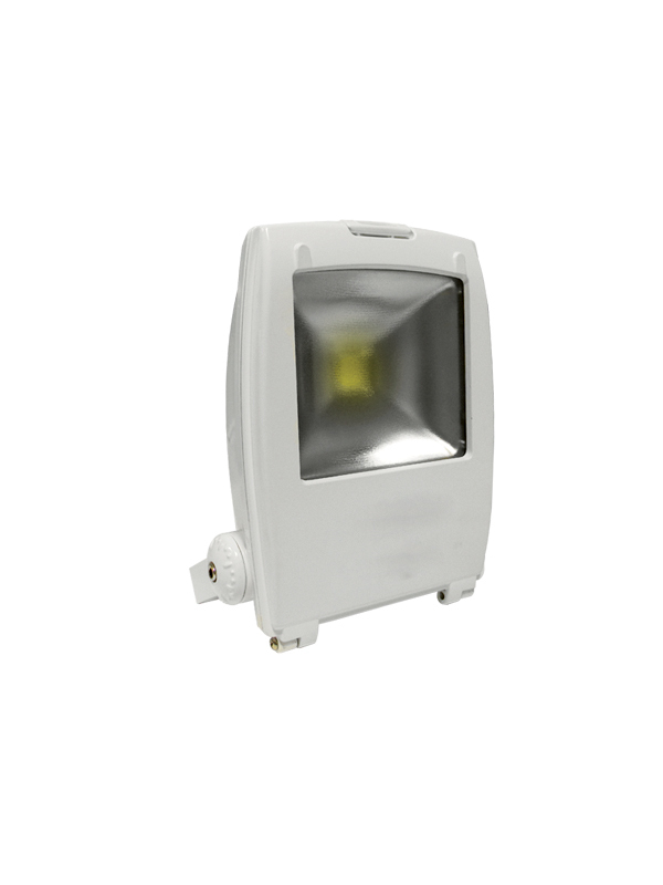 Proiettore Led Bianco 230V 30W Bianco Naturale Mod. Ap30Bn_Cod. 930132_AlcaPower