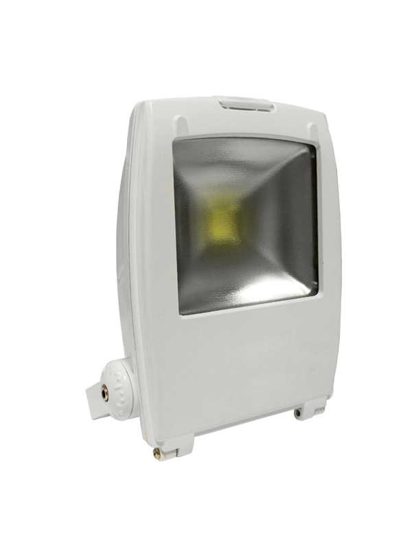 Proiettore Led Bianco 230V 50W Bianco Naturale Mod. Ap50Bn_Cod. 930133_AlcaPower