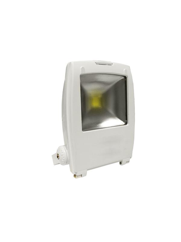 Proiettore Led Bianco 230V 10W Bianco Freddo Mod. Ap10Bf_Cod. 930141_AlcaPower