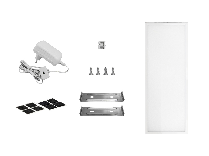 Proiettore Led Bianco 230V 10W Bianco Caldo Mod. Ap10Bc_Cod. 930192_AlcaPower