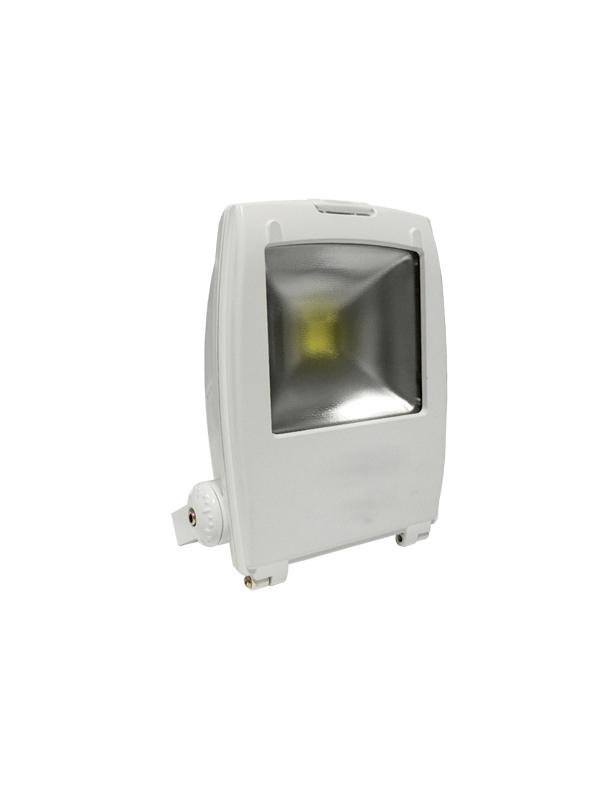 Proiettore Led Bianco 230V 30W Bianco Caldo Mod. Ap30Bc_Cod. 930194_AlcaPower