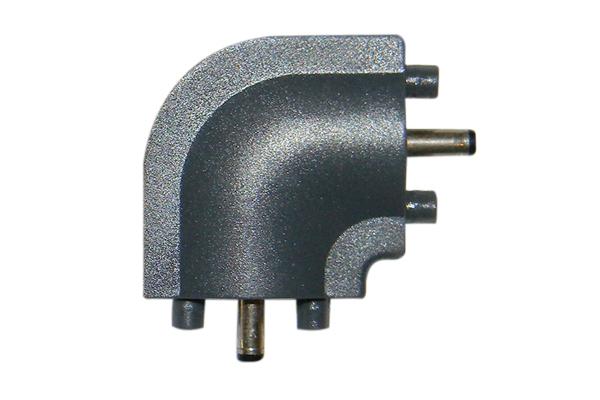 Raccordo Angolare 90°Per 930312 / 313 / 314 / 315 Mod. Ap-Ran2_Cod. 930383_AlcaPower