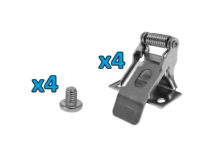 Kit Di Sospensione Per Pannello Led 600*600 Mod. Ap7005Kit_Cod. 930418_AlcaPower