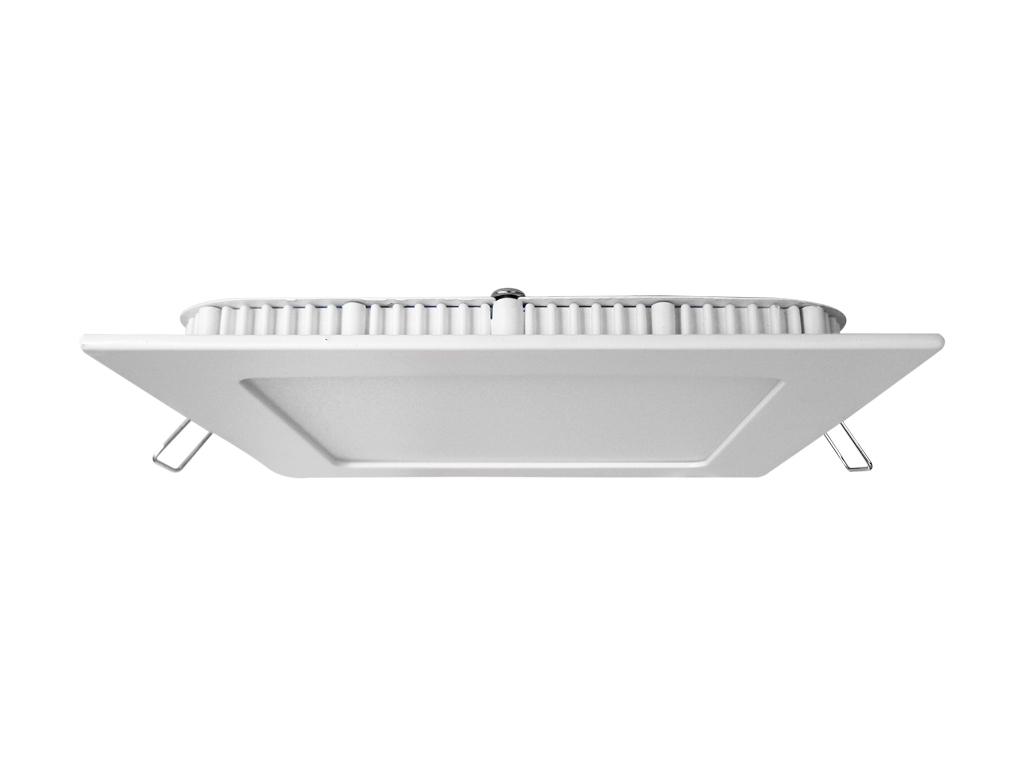 Led Quadrato Da Incasso 21W, Bianco Freddo, Mm180X180 Mod. Ap9004F21_Cod. 930446_AlcaPower