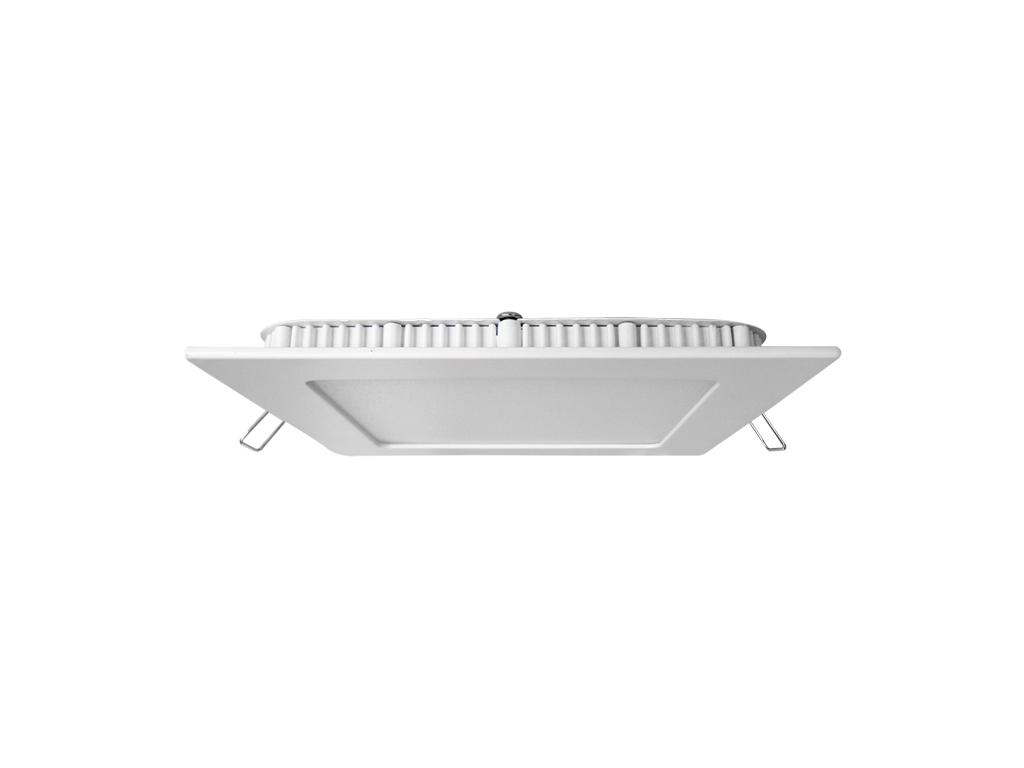Led Quadrato Da Incasso 18W, Bianco Naturale, Mm180X180 Mod. Ap9004N21_Cod. 930447_AlcaPower