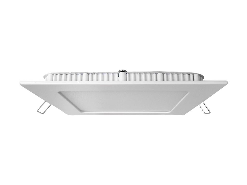 Led Rotondo da Incasso 10W, Bianco Caldo, Diametro 115mm Mod. AP9000C10