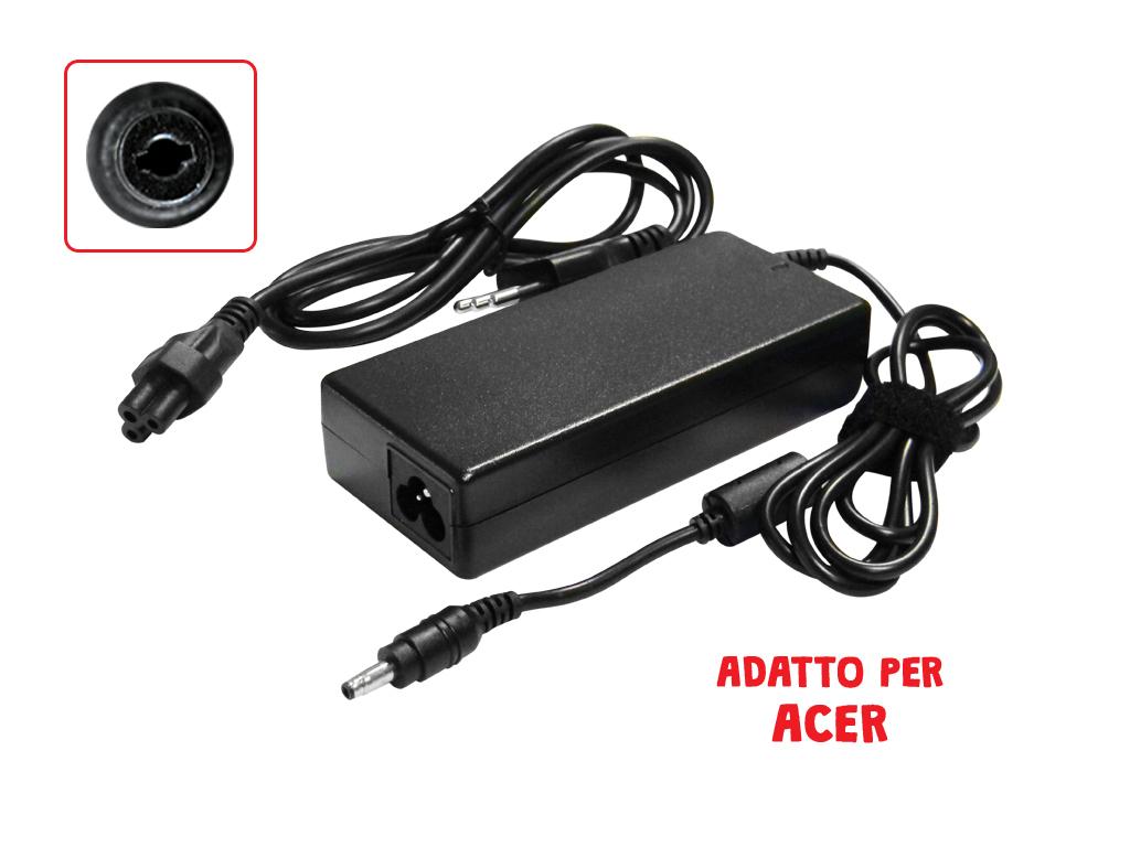 Adattatore Compaq, Acer, Asus 19V 4.8A 91W 5.5*2.5 Mod. COM19V4.8