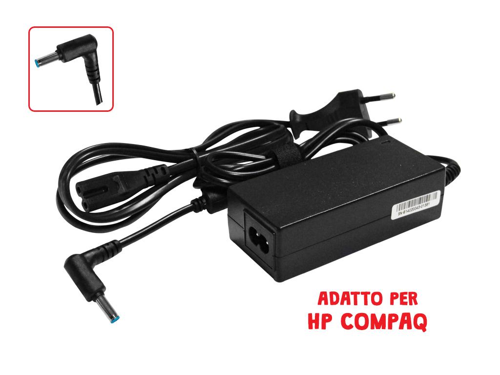Adattatore HP Compaq 19V 4.75A 90W 7.4*5.0 con 1 pin Mod. HP19V4.74A