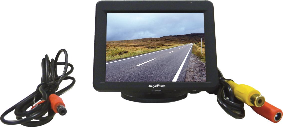 """Monitor LCD a colori 5"""" Mod. K-M50"""