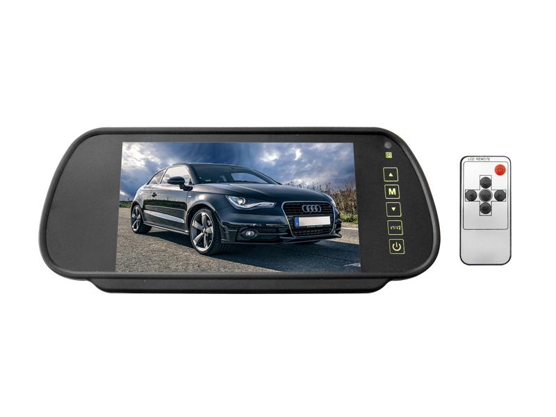 Telecamera A Bulbo Eye Cam 21,5 Mm Con Funzione Mirror Mod. Eye03_Cod. 970047_AlcaPower