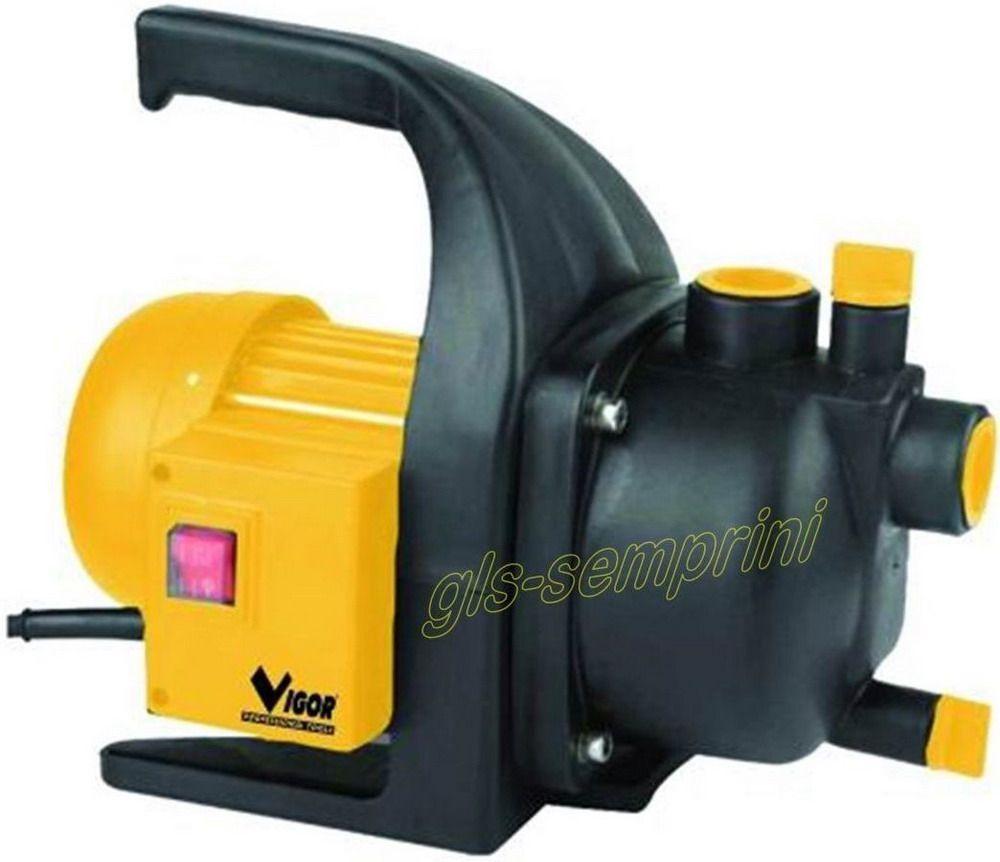 Elettropompa Autoadescante Garden 800 Cod.7567608 - Vigor