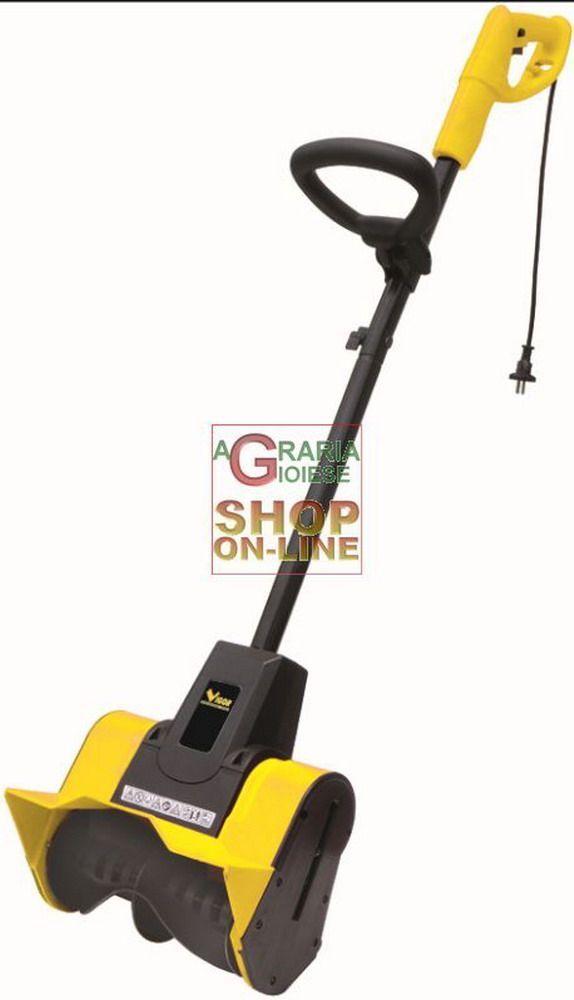 Spazzaneve Watt.1300 Snowy-26 Cod.7443010 - Vigor