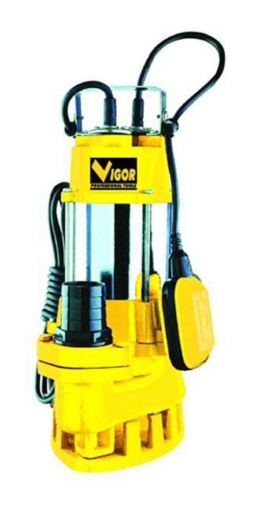 Elettropompa Ve-1500 Inox-Ghisa Cod.7574060 - Vigor