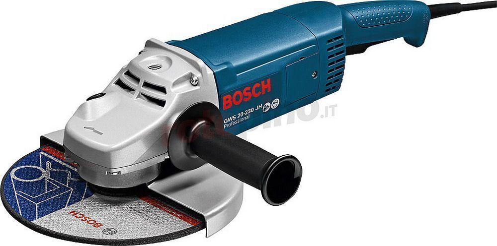 Smerigliatrice Gws 20-230 Cod.8869008 - Bosch