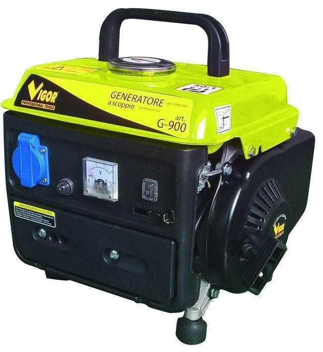 GENERATORE G-900 - 650 WATT Cod.5309005 - Vigor