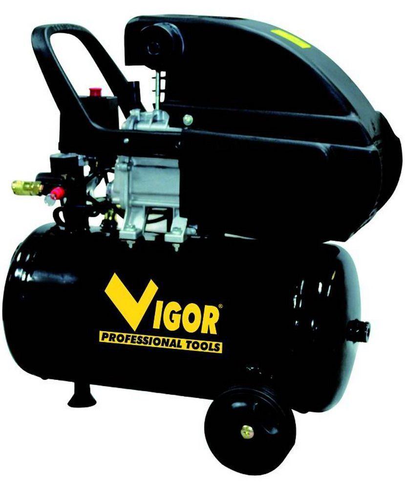 COMPRESSORE VCA-24 LT. - 2 HP Cod.5635012 - Vigor