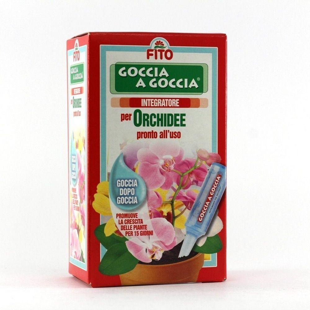 NUTRIZIONALE GOCCIA GOCCIA - ORCHIDEE Cod.7470020 - FITO