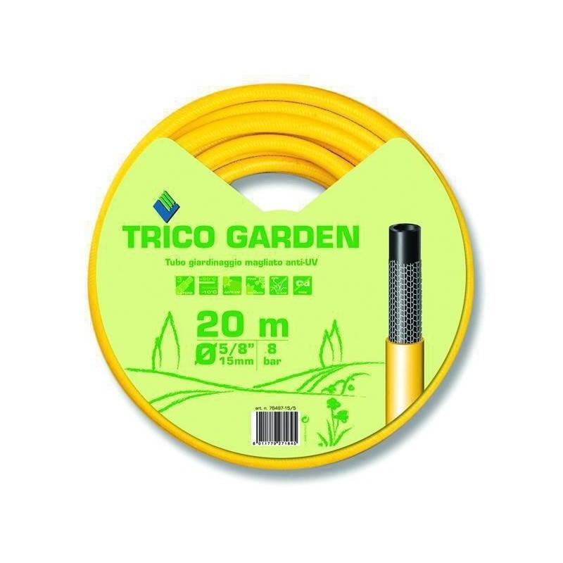 TUBO TRICO GARDEN ANTI UV d. 5/8 Cod.7649715 - Fitt