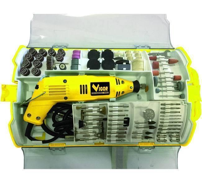 MULTIUTENSILE VUM 227 - 130 WATT - IN VALIGETTA Cod.9070330 - Vigor