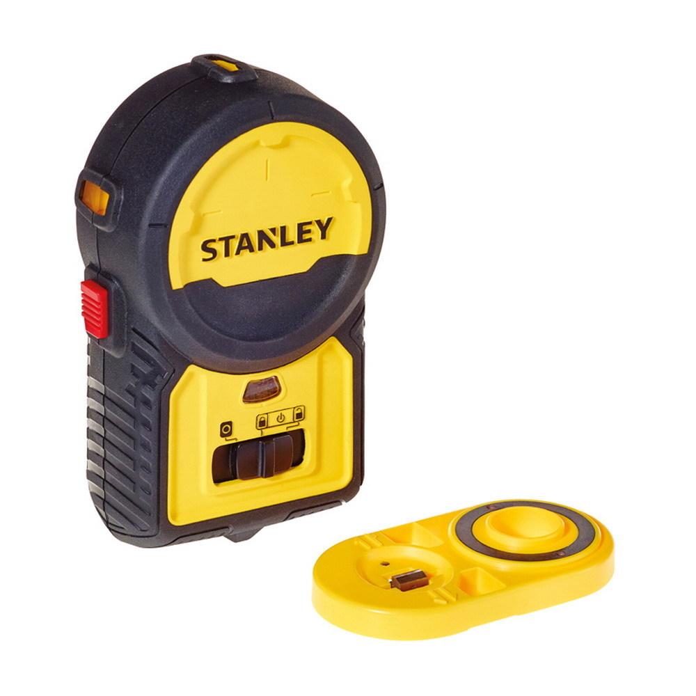 Livella laser autolivellante da parete 3,0 V (2 batt AAA  1,5 V) STHT1-77149_Cod. 582454_Stanley