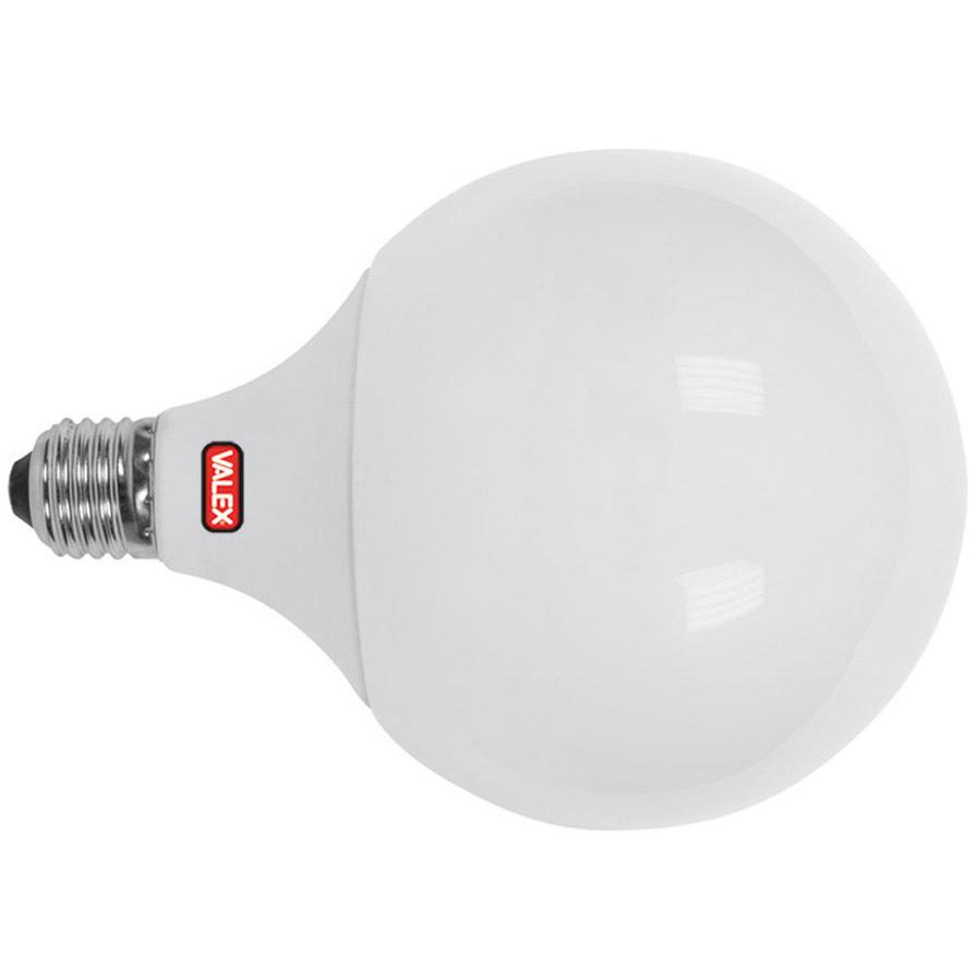 Lampadina Basso Consumo Globo 25W L.Calda Cod.1155472 - Valex