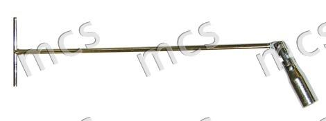 CHIAVE  SVITACANDELE 16 PROF                     Cod.380005062 - Mkc