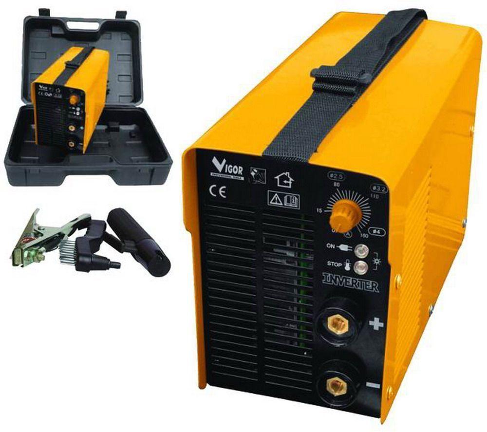SALDATRICI VIGOR INVERTER 160 Cod.5355030 - Vigor
