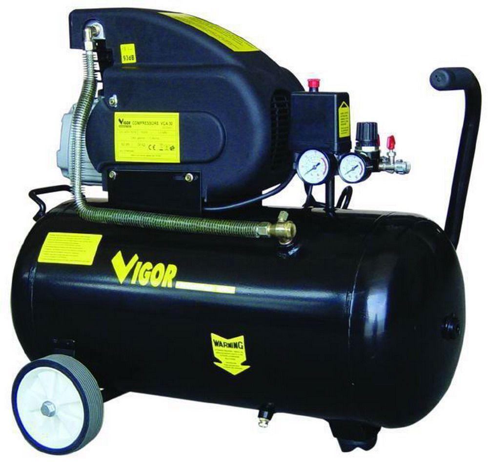 COMPRESSORE VCA-50LT. 2 HP Cod.5635020 - Hodara