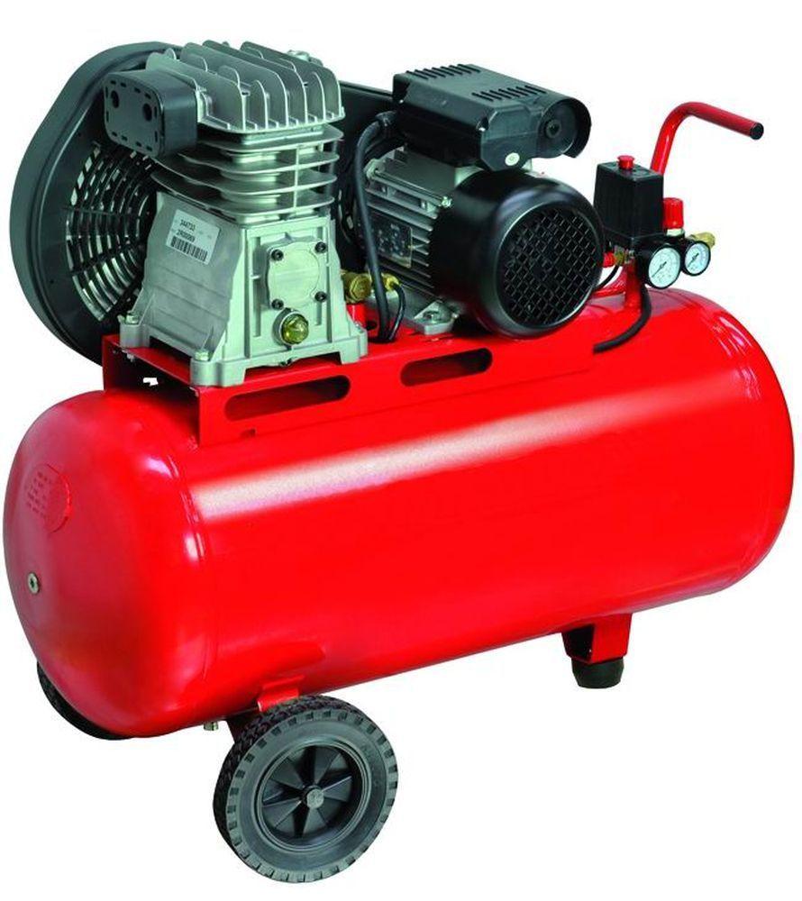 COMPRESSORI 220V 2 CIL/CINGHIA 2HP LT. 50 Cod.5635030 - Vigor