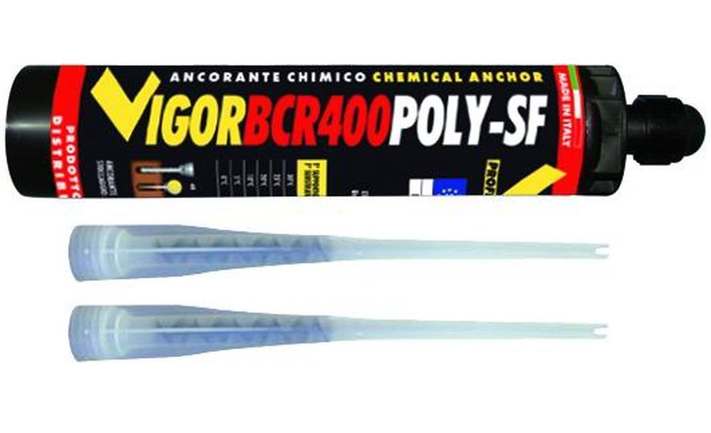 ANCORANTE CHIMICO   POLY-SF 300 ETA-CE Cod.2998830 - Vigor