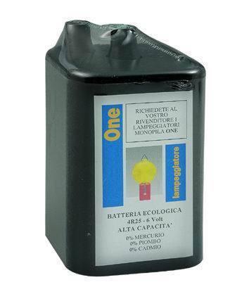 BATTERIE P/LAMPEGGIATORI4R256V 7AH A SECCO Cod.3465210 - Vuemme