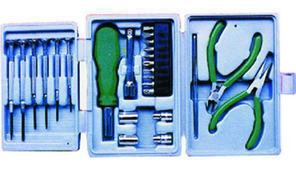 SET MINIUTENSILI CASA   MINI-TOOL KIT Cod.3648510 - Blinky