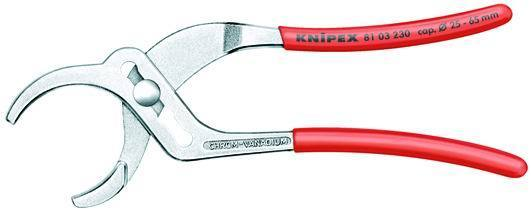 PINZE RACCORDI   81-03 TUBI PLASTICA Cod.3704010 - Knipex