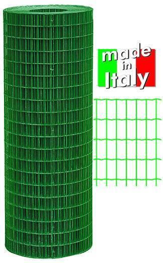 RETE ELETTROSALDATA PLASTICCAVALLINO 100X50 Cod.56720 - Vuemme
