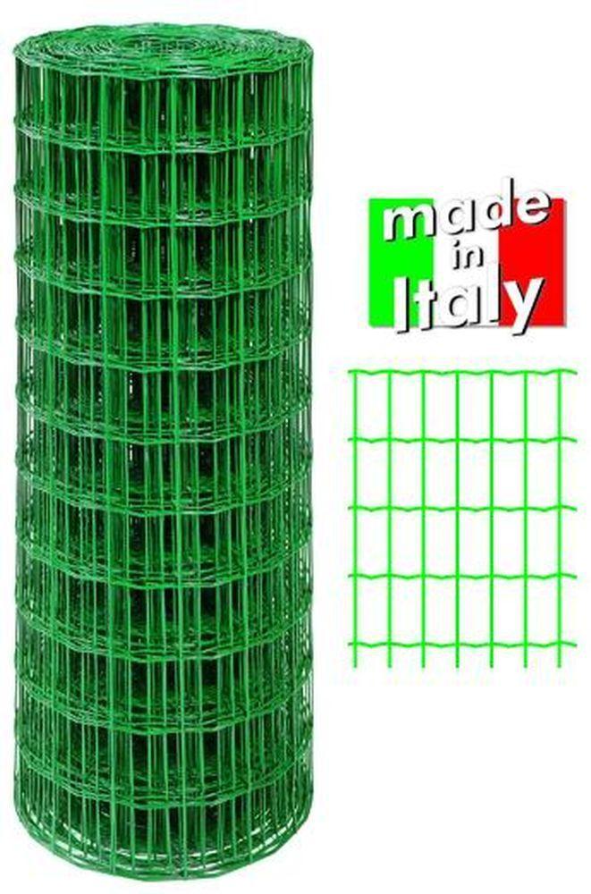 RETE ELETTROSALDATA T/ITALIA75X60 PLASTIC MT.25 Cod.56820 - Vuemme