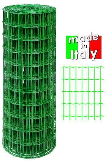 RETE ELETTROSALDATA T/ITALIA75X60 PLASTIC MT.25 Cod.56818 - Vuemme