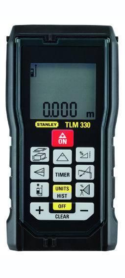 DISTANZIOMETRI   TLM-330 LASER Cod.5844010 - Stanley