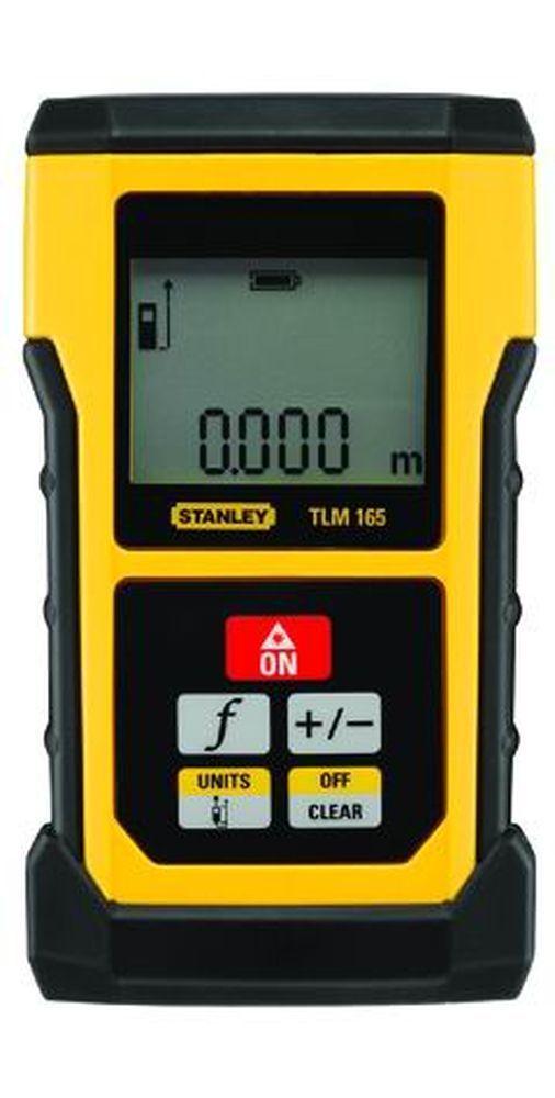 DISTANZIOMETRI   TLM-165 LASER Cod.5844005 - Stanley