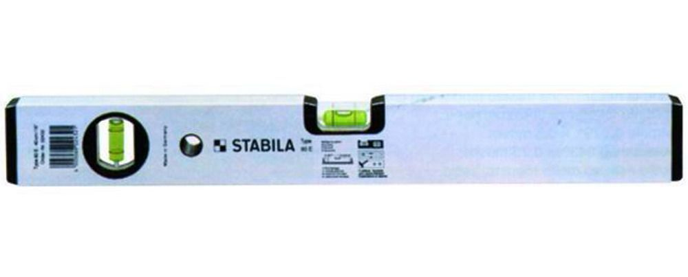 Livelli Stabila 70E Argento2 Bolle_Cod. 5914004_Vuemme