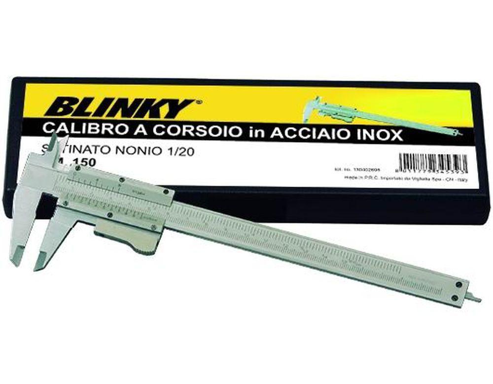 CALIBRI A CORSOIO NONIO INOXSCALA 1/20 Cod.5850005 - Vuemme