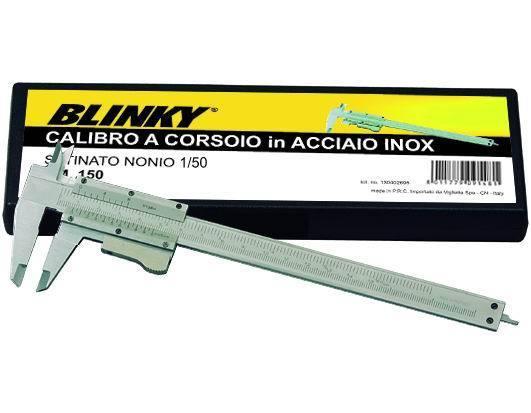 CALIBRI A CORSOIO NONIO INOXSCALA 1/50 Cod.5850010 - Vuemme