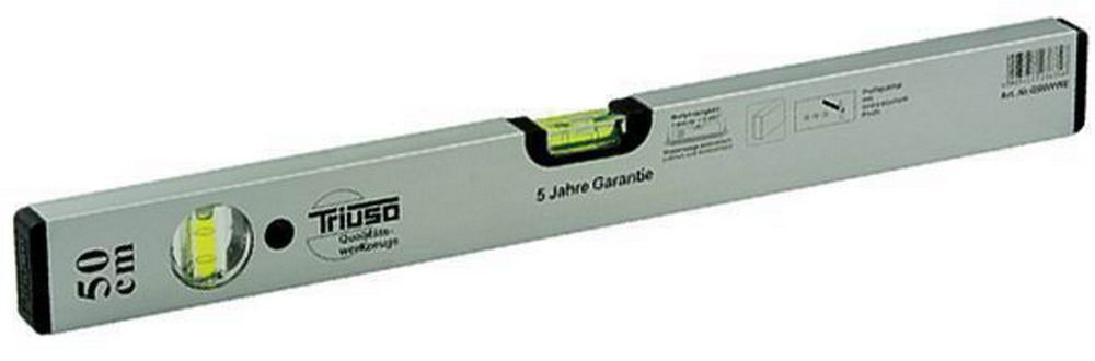 Livelli Triuso Alluminio2 Bolle_Cod. 5916205_Vuemme