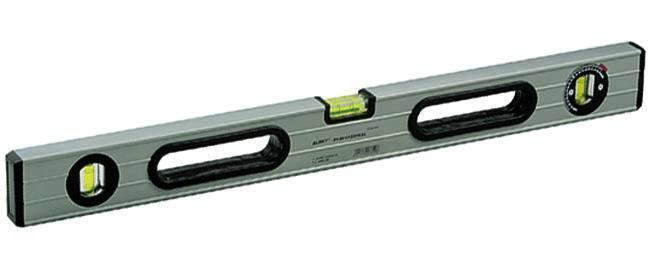 Livelli Alluminio    Prof3 Bolle_Cod. 5916015_Blinky