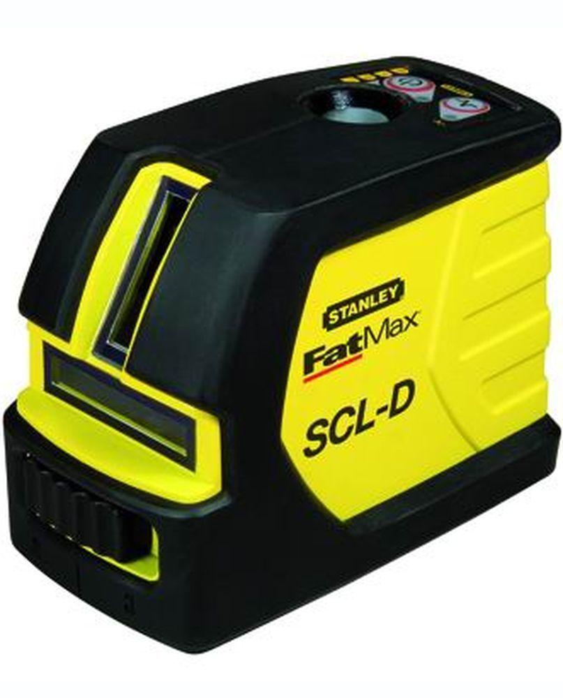 Livelli Laser   Scl-D A Croce-Punto_Cod. 5918810_Stanley
