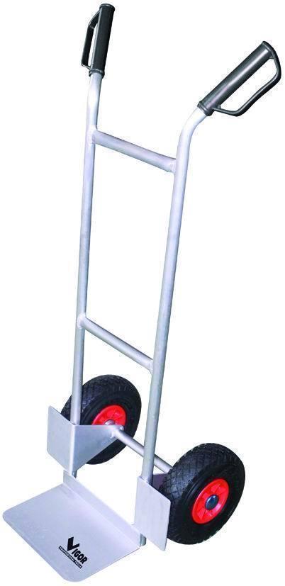 Carrelli Portacasse   Mod.Allu Alluminio_Cod. 5970350_Vigor