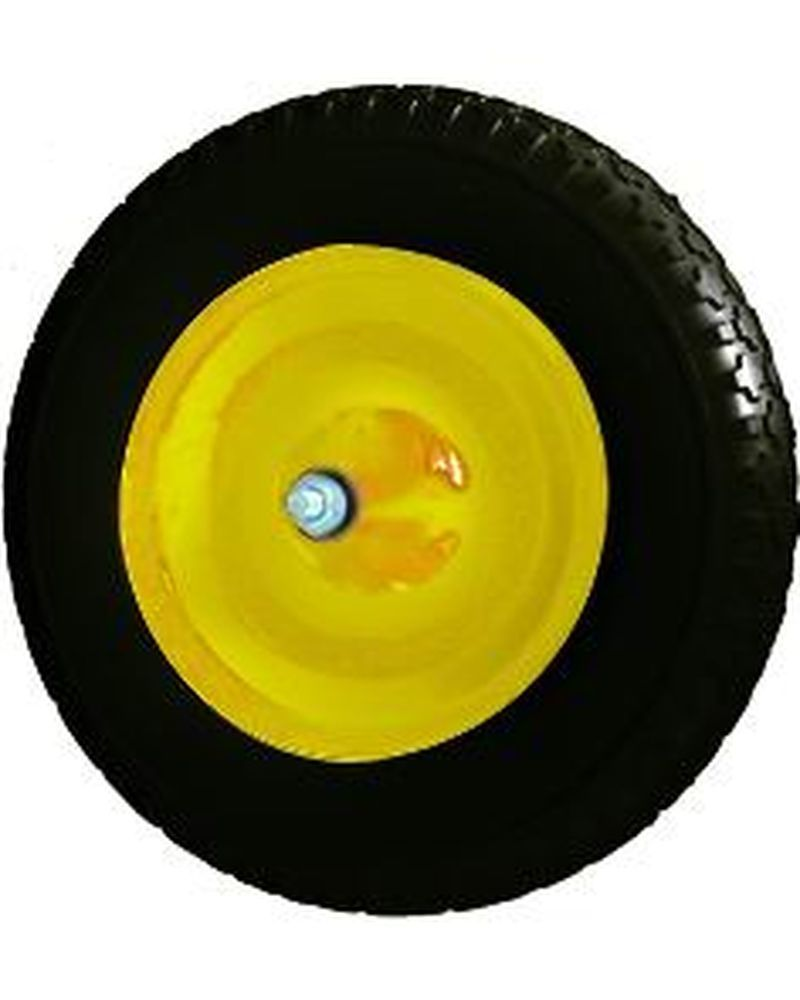 Ruote P/Carriole   Perno Corto Cm. 17_Cod. 5975517_Vigor