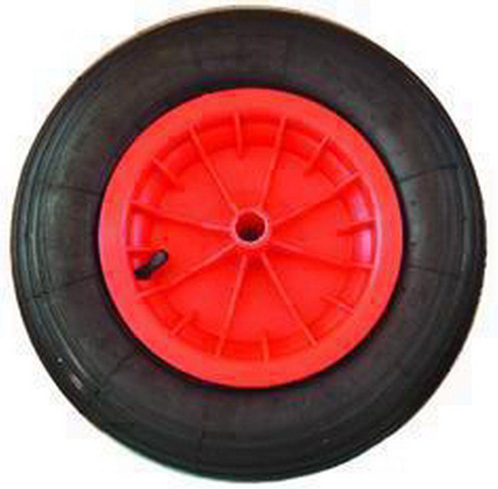 Ruote P/Carriole   Cerchio Plast. 100Lt_Cod. 5975530_Vigor
